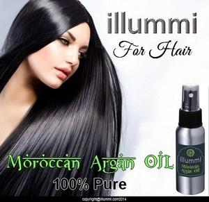 illummi 100% Pure Moroccan Argan Oil