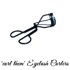illummi 'curl them' Eyelash Curlers
