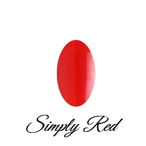 illummi One Step Gel Polish-Simply Red